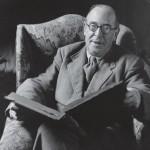 C.S. Lewis reading