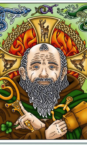 The Breastplate of St. Patrick
