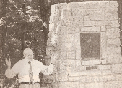 Gaylord Nelson at Wyaslung State Park