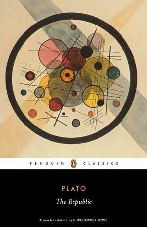"""Cover of Plato's """"Republic"""""""