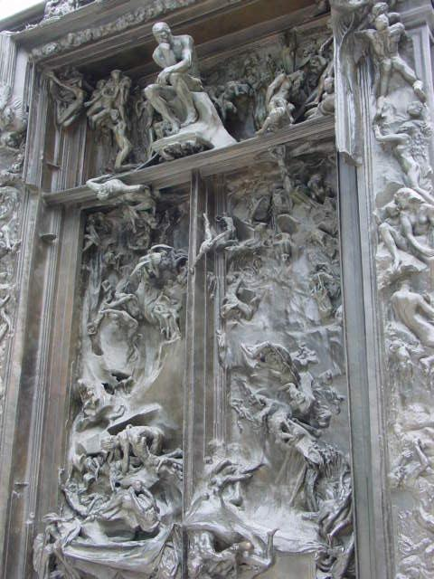 """Rodin, """"The Gates of Hell"""""""
