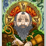 St. Patrick by Hamish Burgess